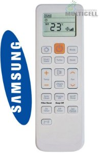CONTROLE DE AR CONDICIONADO SAMSUNG SPLIT, DIGITAL INVERTER, VÍRUS DOCTOR SKY-7068