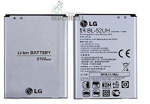 BATERIA LG BL-52UH H420 H422 H440 H442 D280 D285 D320 D321 D325 D340 L65 L70 1ªLINHA AAA