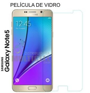PELICULA DE VIDRO SAMSUNG N920 N9200 GALAXY NOTE 5 2,5mm