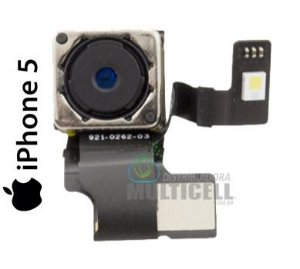 CABO FLEX CAMERA TRASEIRA APLLE A1428 A1429 IPHONE 5 5G ORIGINAL