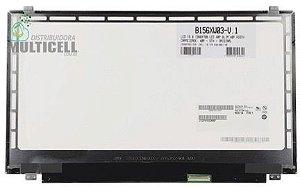 TELA LCD DISPLAY LED SLIM PARA NOTEBOOK LP156WHB (TL) (A1) B156XW03-V.1 40 PINOS 15.6'' 1366 x 768 COM BRILHO ORIGINAL