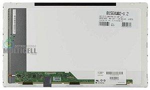 TELA LCD DISPLAY LED LEFT PARA NOTEBOOK B156XW02-V.2 40 PINOS 15.6'' 1366 x 768 COM BRILHO ORIGINAL