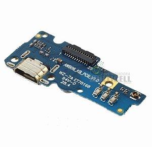 FLEX CONECTOR USB DE CARGA DADOS E MICROFONE ASUS ZC500 ZC500TG ZENFONE GO QUALIDADE AAA