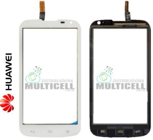 TELA TOUCH SCREEN HUAWEI G610 ASCEND BRANCO ORIGINAL