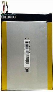 BATERIA TABLET DL PLAYKIDS TX330 INTEL INSIDE 5 FIOS 7 x 9,5cm 2400mhA ORIGINAL