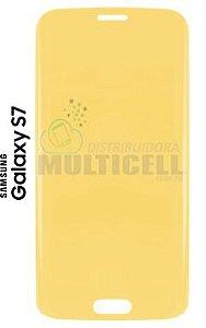 PELÍCULA DE GEL ANTI-IMPACTO SAMSUNG G930 GALAXY S7 (COBRE TODA A TELA)