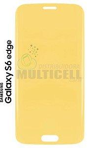 PELÍCULA DE GEL ANTI-IMPACTO SAMSUNG G925 GALAXY S6 EDGE (COBRE TODA A TELA)