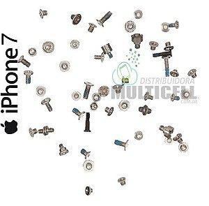 KIT DE PARAFUSOS APPLE IPHONE 7 7G