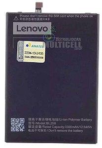 BATERIA  BL256 LENOVO VIBE A7010 ORIGINAL