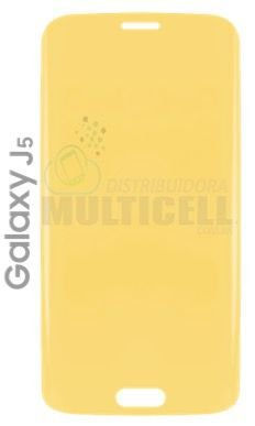 PELÍCULA DE GEL ANTI-IMPACTO SAMSUNG J500 GALAXY J5  (COBRE TODA A TELA)