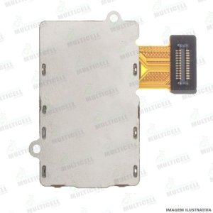 FLEX SLOT DE CHIP SIM CARD MOTOROLA XT1683 XT1684 MOTO G5 PLUS ORIGINAL