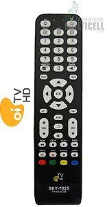 CONTROLE REMOTO OI TV HD SKY-7025 1ª LINHA