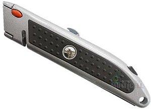 ESTILETE PROFISSIONAL SELLER P-1000 P1000 METAL EMBORRACHADO SNAP-OFF LPT-604
