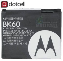 BATERIA MOTOROLA BK60 BK-60 DOTCELL