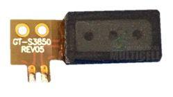 FLEX ALTO FALANTE AURICULAR SAMSUNG S3850 SAMSUNG CORBY 2 ORIGINAL