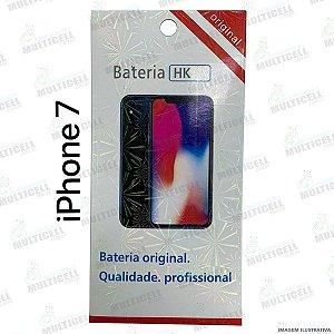 BATERIA APPLE HK A1778 A1660 A1779 A1780 IPHONE 7 1ªLINHA QUALIDADE AAA