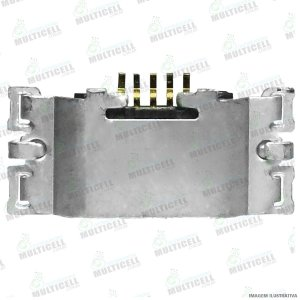 CONECTOR USB DOCK DE CARGA MOTOROLA XT1681 XT1683 MOTO G5 PLUS / XT1801 XT1802 G5S PLUS