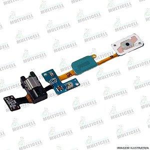 FLEX HOME SENSOR TEC FONE DE OUVIDO SAMSUNG G570 GALAXY J5 PRIME 1ª LINHA (QUALIDADE AAA)