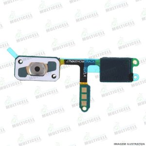 FLEX HOME E SENSOR TEC VOLTAR SAMSUNG J530 J5 PRO / J730 J7 PRO ORIGINAL