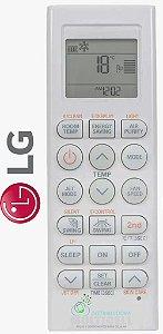 CONTROLE DE AR CONDICIONADO LG SPLIT FBG-8080 1ª LINHA