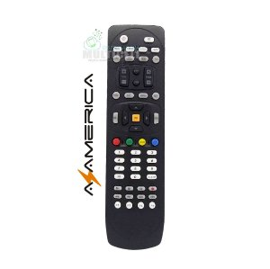 CONTROLE AZAMERICA S1006HD S1007HD RECEPTOR DIGITAL FBG-7084 CRS-7084 1ªLINHA