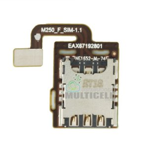 FLEX CHIP SIM CARD LG M250 K10 2017 ORIGINAL