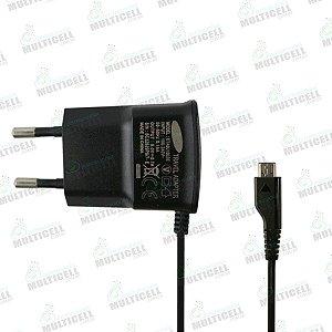 CARREGADOR SAMSUNG MICRO USB V8 5V 1.0A ETAOU81EBF