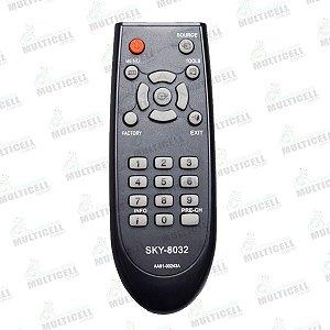 CONTROLE REMOTO TV SAMSUNG MODO SERVIÇO SKY-8032 (AA81-00243A) 1ªLINHA