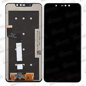 GABINETE FRONTAL DISPLAY LCD MODULO COMPLETO XIAOMI REDM NOTE 6 PRO ORIGINAL
