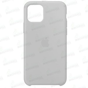 CAPA CASE SILICONE APLLE IPHONE 11 MWVX2ZM/A BRANCA