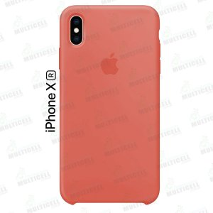 CAPA CASE SILICONE APLLE IPHONE XR MMWF2ZM/A ROSA FLUORESCENTE