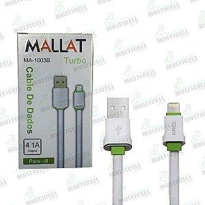CABO MICRO USB MALLAT MA-1003B IPHONE ORIGINAL
