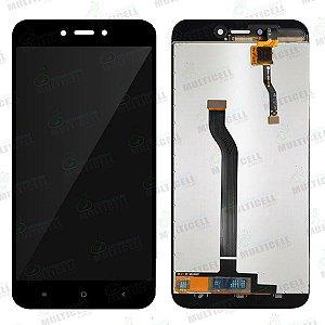 GABINETE FRONTAL DISPLAY LCD MODULO COMPLETO XIAOMI REDMI 5A 1ªLINHA QUALIDADE AAA
