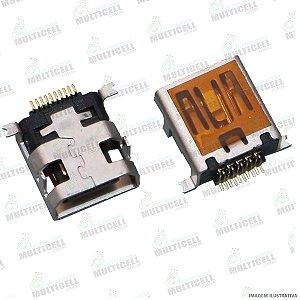 CONECTOR USB DOCK DE CARGA PARA NAVEGADOR DE GPS / CAMERAS DIGITAIS / CELULARES  UNIVERSAL (10 TRILHAS 4 BASE)