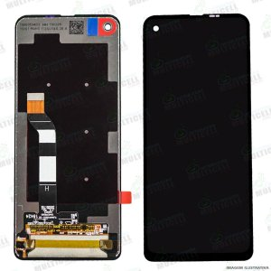 GABINETE FRONTAL DISPLAY LCD MODULO COMPLETO MOTOROLA XT2013 MOTO ONE ACTION (ORIGINAL CHINA)