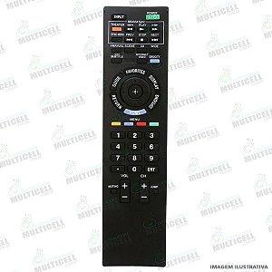 CONTROLE LCD SONY BRAVIA FBG-7443 / SKY-7443