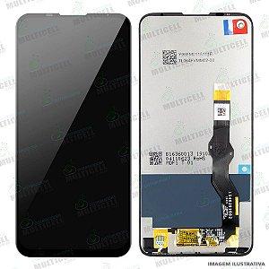 GABINETE FRONTAL DISPLAY LCD MODULO COMPLETO MOTOROLA XT-2041 XT2041 MOTO G8 POWER (QUALIDADE ORIGINAL IMPORTADO)