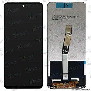 GABINETE FRONTAL DISPLAY LCD MODULO COMPLETO XIAOMI REDMI NOTE 9 PRO (ORIGINAL CHINA IMPORTADO)