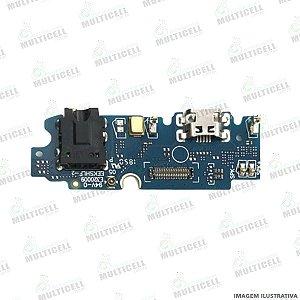 DOCK CONECTOR DE CARGA USB E MICROFONE ASUS ZENFONE MAX PRO M1 ZB601KL 1ªLINHA (QUALIDADE AAA)