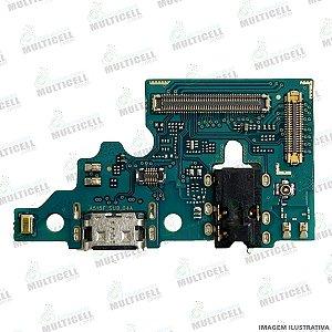PLACA DOCK CONECTOR DE CARGA SAMSUNG A515 GALAXY A51 1ªLINHA (QUALIDADE AAA)