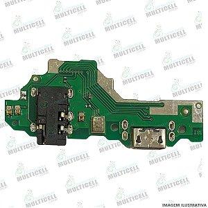 CONECTOR DOCK DE CARGA USB + MICROFONE ASUS ZB634KL ZENFONE MAX SHOT 1ªLINHA (QUALIDADE AAA)