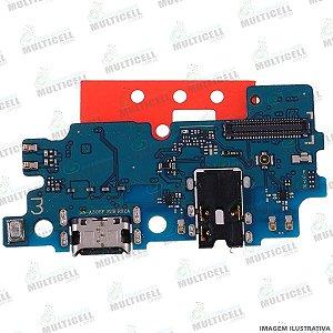 DOCK CONECTOR DE CARGA USB E MICROFONE SAMSUNG A305 GALAXY A30 ORIGINAL