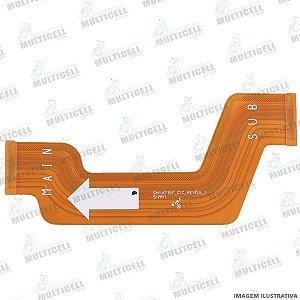 CABO FLEX PLACA PRINCIPAL MAIN SAMSUNG A715 A71 1ª LINHA (QUALIDADE AAA)