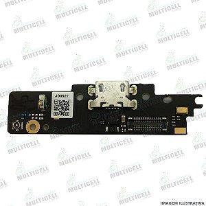 PLACA FLEX CONECTOR USB DOCK DE CARGA MOTOROLA XT1600 XT1601 XT1603 XT1604 XT1609 MOTO G4 PLAY ORIGINAL