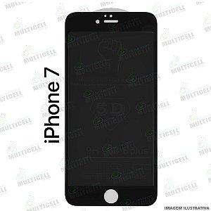 PELÍCULA DE VIDRO 3D PRIVACY APLLE IPHONE 7 / IPHONE 8