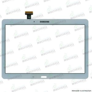 TELA TOUCH SCREEN SAMSUNG  TAB P601 BRANCO