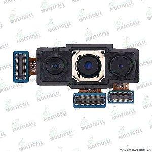 FLEX CAMERA TRIPLA TRASEIRA SAMSUNG A705 GALAXY A705 ORIGINAL