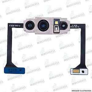 FLEX CAMERA TRIPLA TRASEIRA SAMSUNG A805 GALAXY A80 ORIGINAL