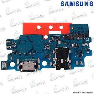 DOCK CONECTOR DE CARGA USB E MICROFONE SAMSUNG A305 A305F GALAXY A30 ORIGINAL