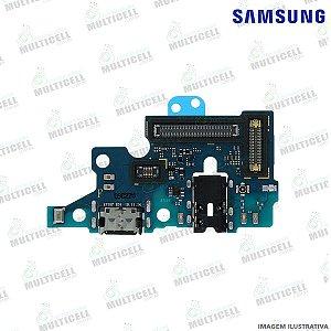 FLEX DOCK PLACA CONECTOR DE CARGA SAMSUNG A715 A715F GALAXY A71 ORIGINAL